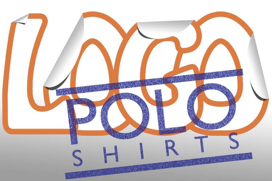 Contest Entry #                                        378                                      for                                         Logo Design for Logo Polo Shirts
