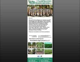 #53 for Very simple Email Marketing Designs for agriculture company size 600X1600 by fulltimeworking