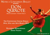 Graphic Design Contest Entry #155 for Graphic Design for Classical ballet event called Don Quixote
