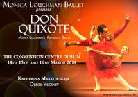 #217 for Graphic Design for Classical ballet event called Don Quixote by aqshivani