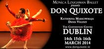 Graphic Design Contest Entry #221 for Graphic Design for Classical ballet event called Don Quixote