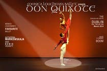 Photography Contest Entry #13 for Graphic Design for Classical ballet event called Don Quixote
