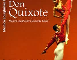 nº 210 pour Graphic Design for Classical ballet event called Don Quixote par TrungP