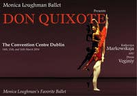 Photography Contest Entry #22 for Graphic Design for Classical ballet event called Don Quixote