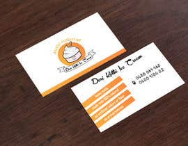 "#10 for Designs of ""DESI KOTHI ICE CREAM"" Logo, pamphlet, visiting card and banner by zakariacheloufi"
