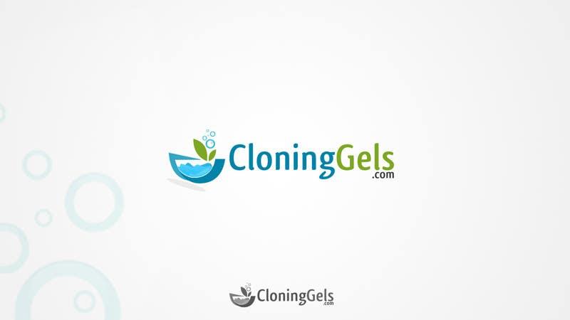 #205 for Logo Design for CloningGels.com by AmrZekas