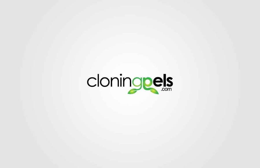 #117 for Logo Design for CloningGels.com by IzzDesigner