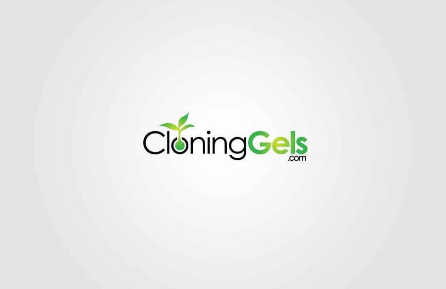 #114 for Logo Design for CloningGels.com by IzzDesigner