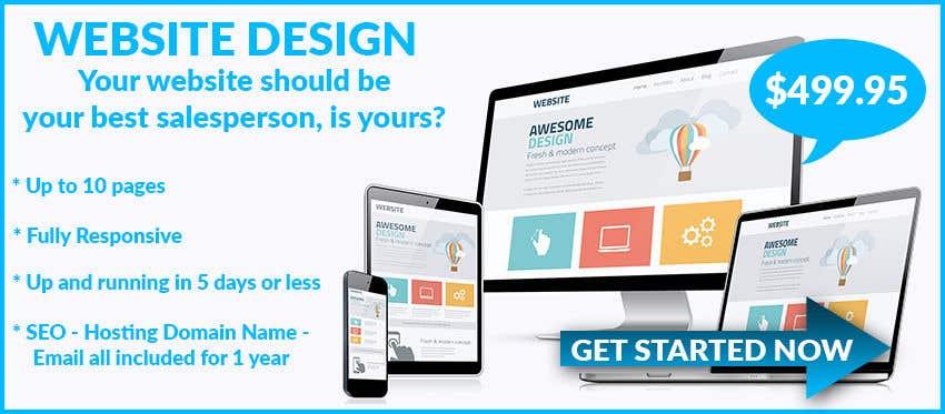 Конкурсная заявка №63 для Design 7 Advertising Banners