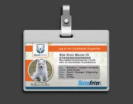 #80 cho Design a Pet ID-Card (for dogs and cats) bởi shanaudio