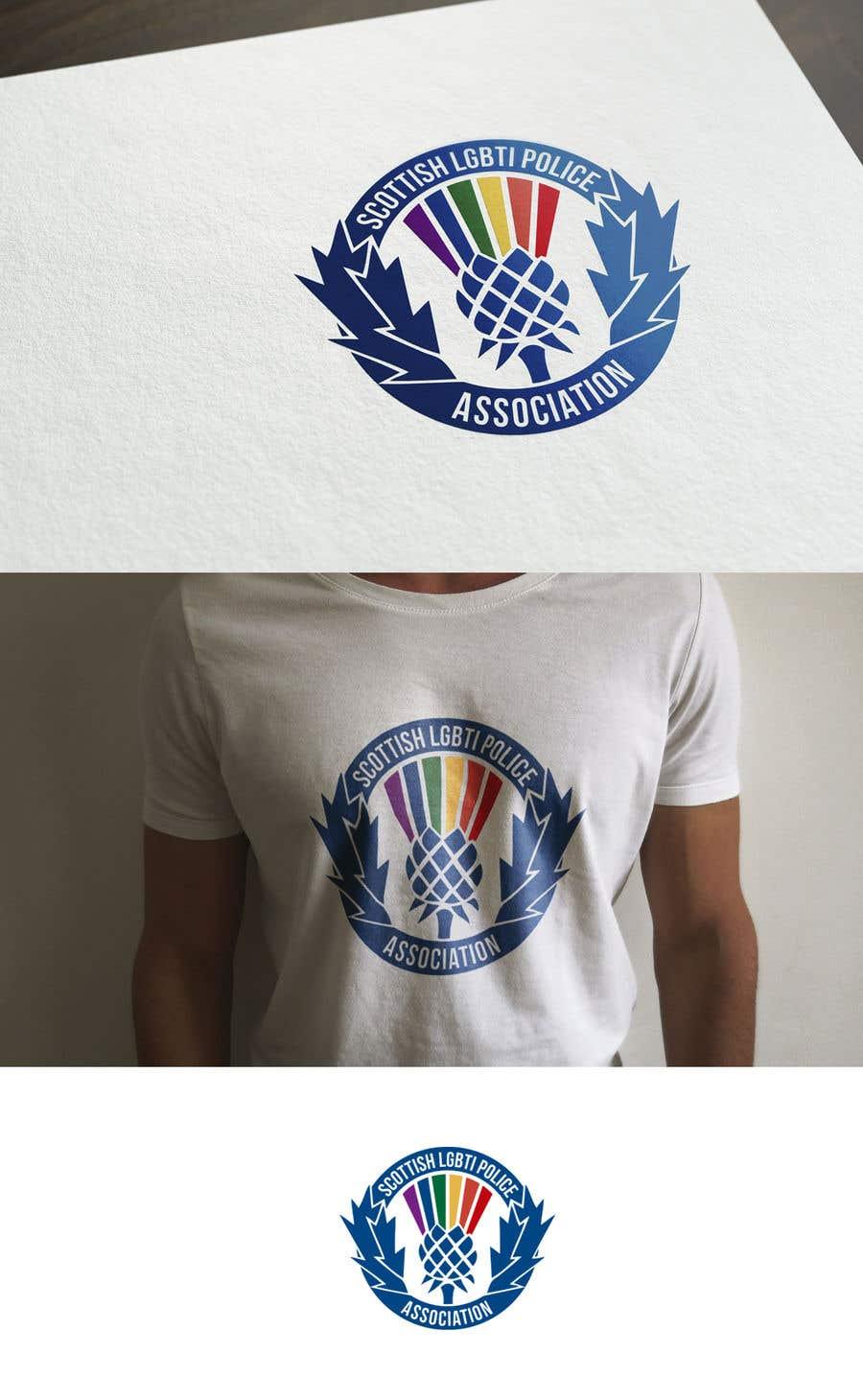 Konkurrenceindlæg #24 for Design a Logo - Scottish LGBTI Police Association