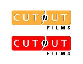 #146 para Logo Design for Cut Out Films por udaya757