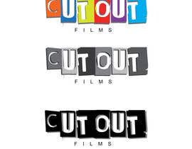 #183 para Logo Design for Cut Out Films por SteveReinhart