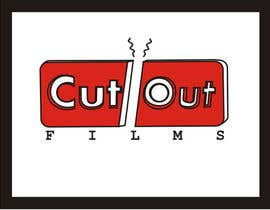 nº 194 pour Logo Design for Cut Out Films par kumara9731