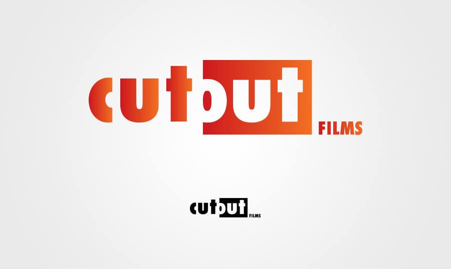 #245 for Logo Design for Cut Out Films by ozanonay