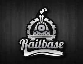 #95 for Design a website logo for  Railbase af JNCri8ve