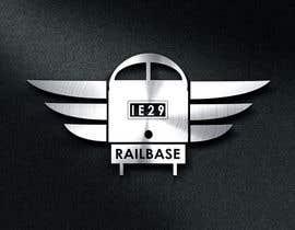 #62 for Design a website logo for  Railbase af ricardosanz38