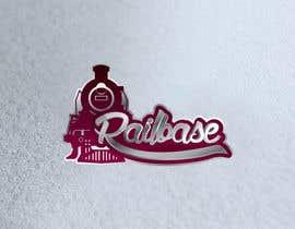 #82 for Design a website logo for  Railbase af GeorgeOrf