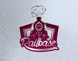 #86 for Design a website logo for  Railbase af GeorgeOrf
