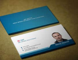 #6 for modify some Business Cards by mhtushar322