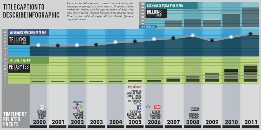Inscrição nº 38 do Concurso para White Paper Infographics sesign for Loft Media Publishing