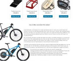 #20 for Start Page e-bikes4you.com Shop by awesomeuiguy
