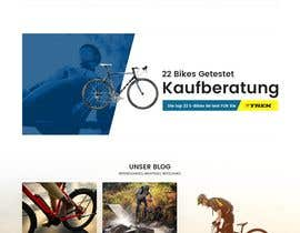 #21 for Start Page e-bikes4you.com Shop by syrwebdevelopmen