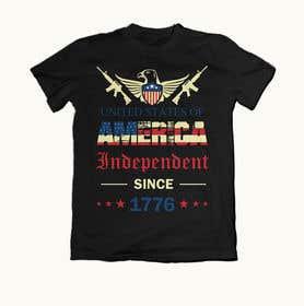 Image of                             Patriotic clothing designs
