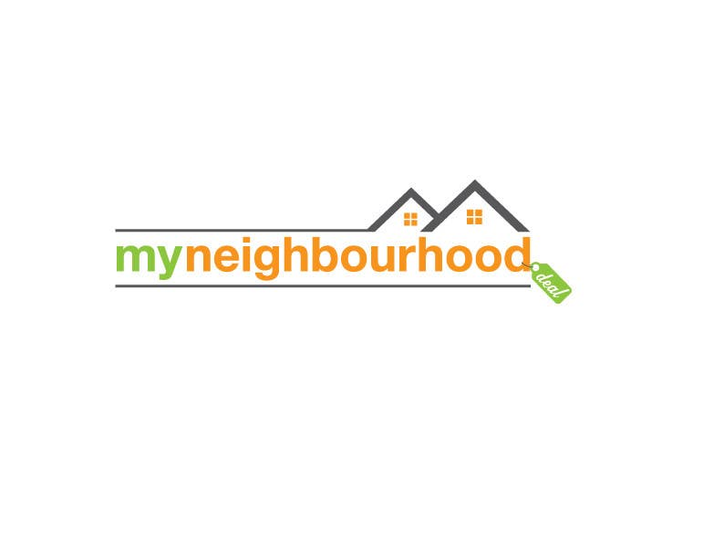 Penyertaan Peraduan #                                        84                                      untuk                                         Design a Logo for my neighbourhood deal