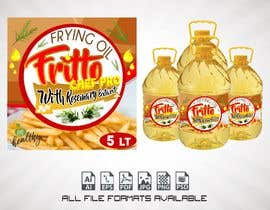 "#35 for Create Label Design for Frying Oil ""Fritto Chef"" by javier1rosari"