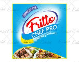 "#16 for Create Label Design for Frying Oil ""Fritto Chef"" by khuramsmd"