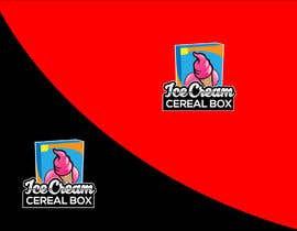 #64 untuk Ice Cream Cereal Box oleh wastrah