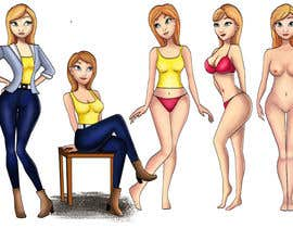 #36 cho Adult Character Content Illustration/Modelling bởi Shojaie1985