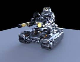 #3 for Paint 3D Mech Models - Contest 3. Tanks and a Missile Mech by bentraje