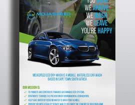 Číslo 31 pro uživatele Design a Flyer for Waterless Carwash od uživatele tannish27