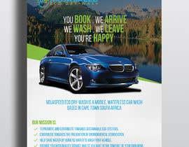 Číslo 43 pro uživatele Design a Flyer for Waterless Carwash od uživatele tannish27