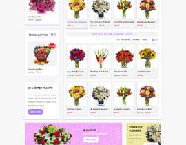 #18 for Flower Shop Website Homepage Layout   Design ONLY! Like 1800Flowers by LynchpinTech