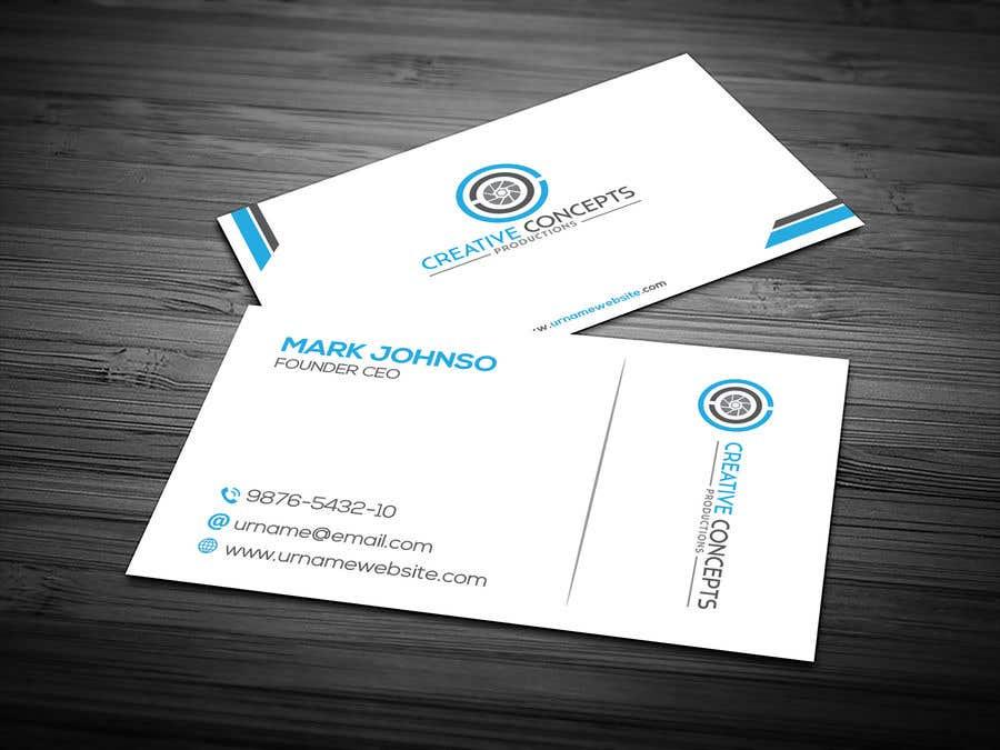Entry 164 By Satishandsurabhi For Business Card Design For