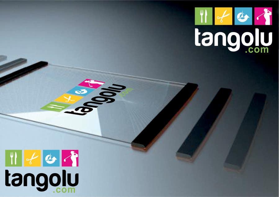 #293 for Logo Design for tangolu by ImArtist