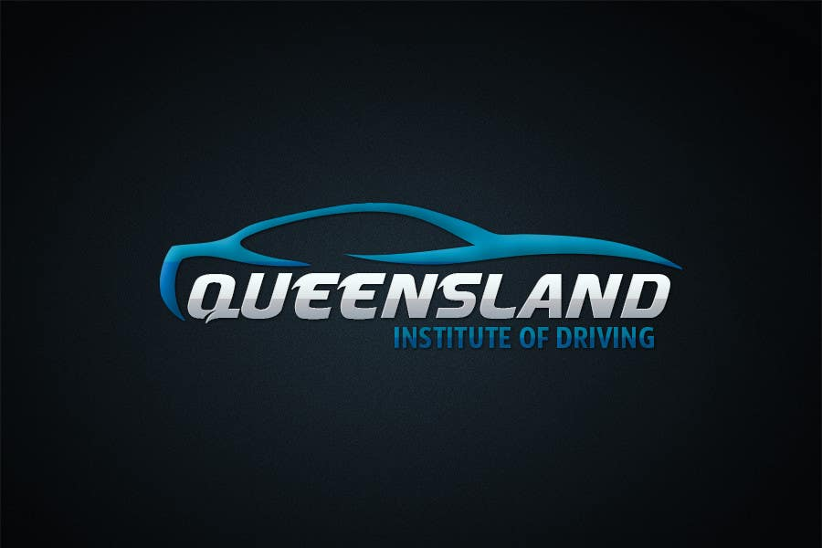 Inscrição nº                                         232                                      do Concurso para                                         Logo Design for Queensland Institute of Driving