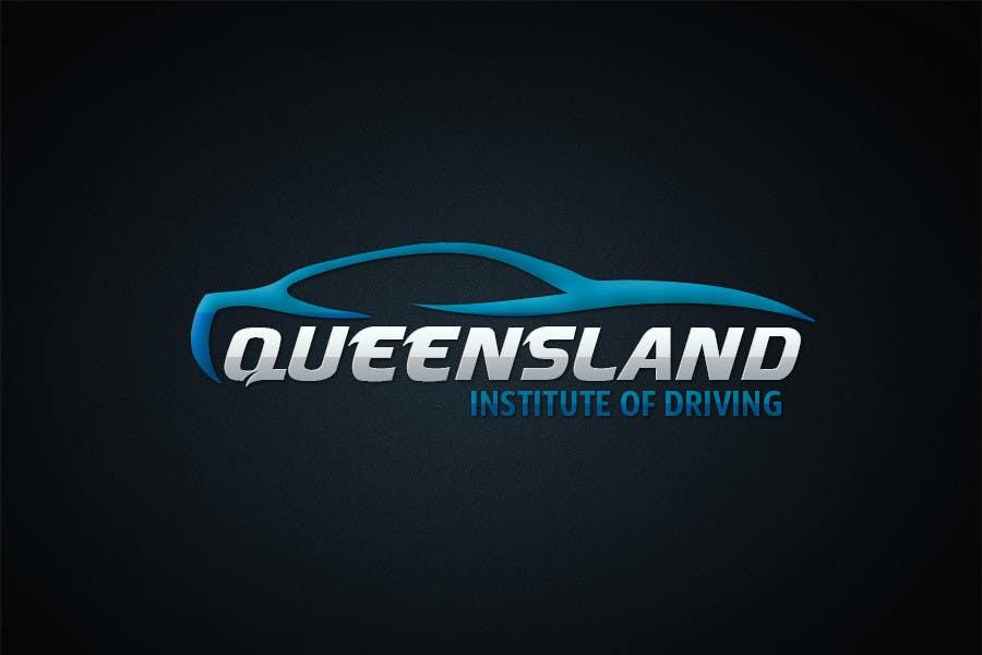 Penyertaan Peraduan #232 untuk Logo Design for Queensland Institute of Driving