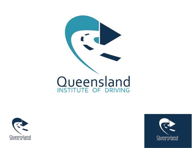 Inscrição nº                                         99                                      do Concurso para                                         Logo Design for Queensland Institute of Driving