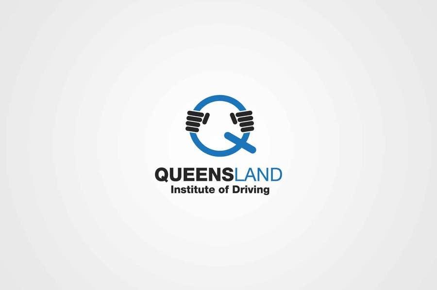 Inscrição nº                                         30                                      do Concurso para                                         Logo Design for Queensland Institute of Driving