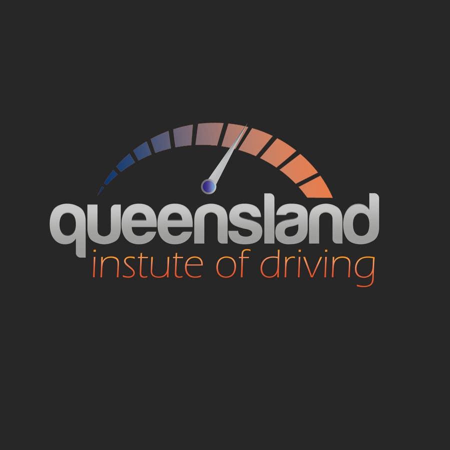 Inscrição nº                                         223                                      do Concurso para                                         Logo Design for Queensland Institute of Driving