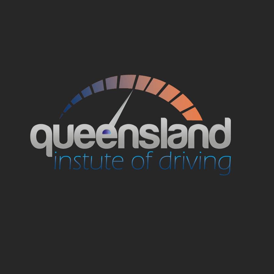 Inscrição nº                                         224                                      do Concurso para                                         Logo Design for Queensland Institute of Driving
