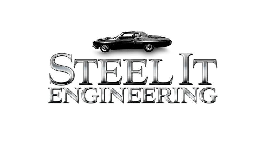 #32 for Logo Design for Steel It Engineering, Ballarat, Australia by Jevangood