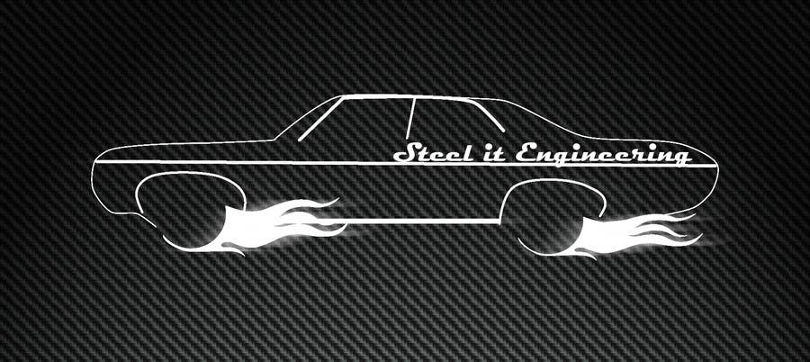 #45 for Logo Design for Steel It Engineering, Ballarat, Australia by alexsolo
