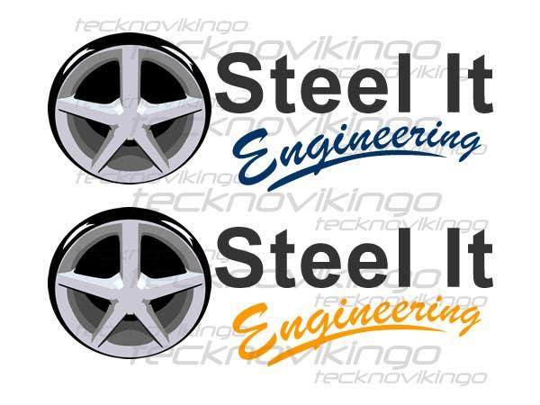 Bài tham dự cuộc thi #177 cho Logo Design for Steel It Engineering, Ballarat, Australia