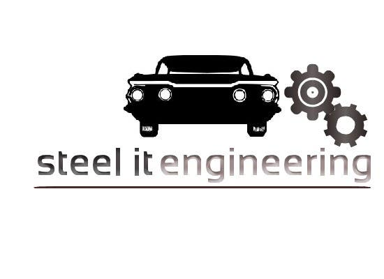#58 for Logo Design for Steel It Engineering, Ballarat, Australia by solidbozz