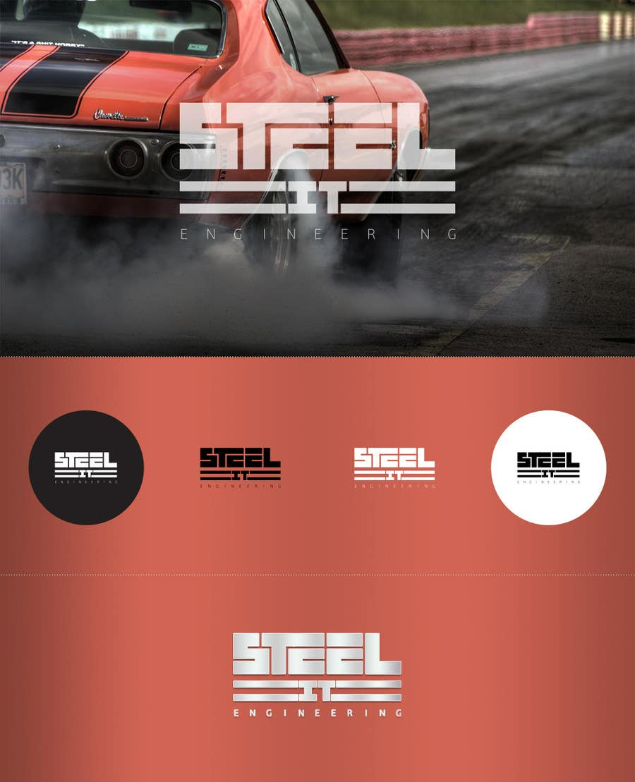 Inscrição nº 138 do Concurso para Logo Design for Steel It Engineering, Ballarat, Australia